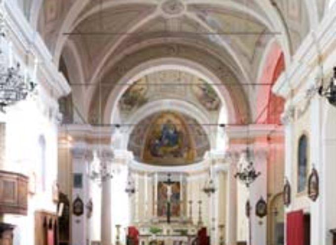 Chiesa dei Santi Giusto, Lorenzo e Andrea  a San Giusto di Brancoli, Lucca