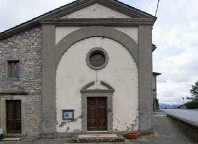 Chiesa dei Santi Filippo e Giacomo  a Molazzana