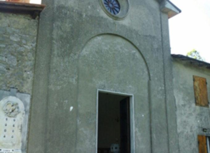Chiesa dei Santi Andrea e Ansano  a Foce di Bucino, Pescaglia
