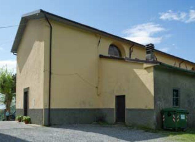 Chiesa dei Santi Anna e Antonio  a Palagnana, Stazzema