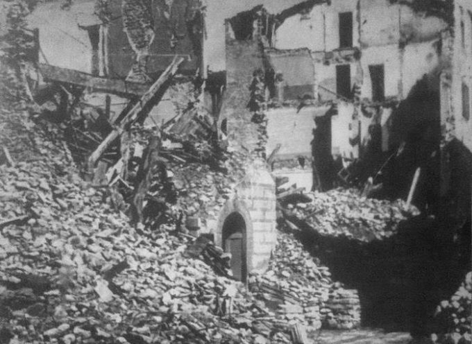 25 aprile 1945: Alla memoria di Ada Cassettai bambina uccisa da una guerra che lei non aveva voluto