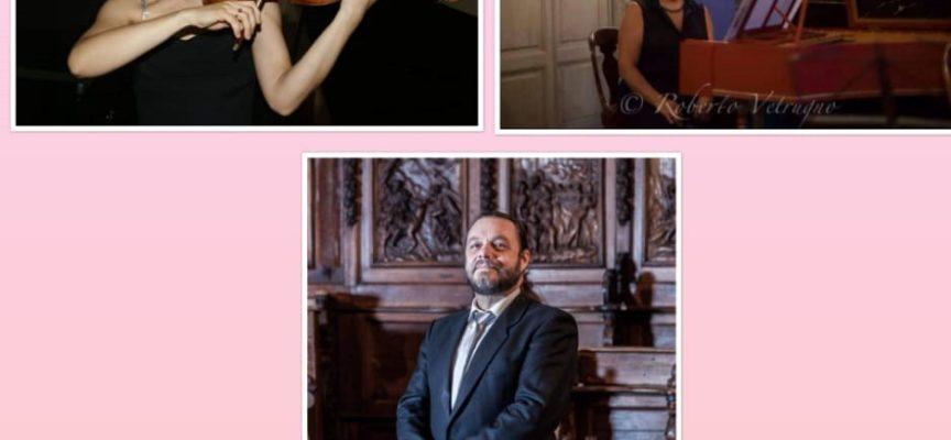 """VILLA BERTELLI – """"Armonie barocche"""" Un concerto per clavicembalo e violino alla rassegna  """"Primavera in musica"""""""