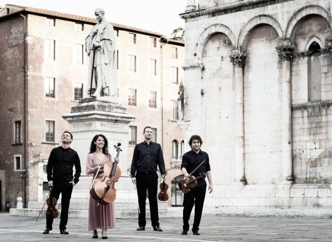 Archos Quartet in concerto a Palazzo Ducale