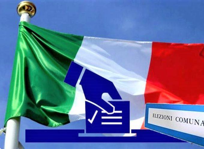 Verdeazzurronotizie inizia un percorso di presentazione dei candidati a Sindaco: 32 ai nastri di partenza