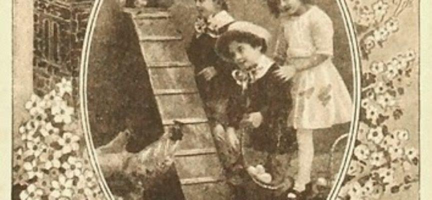 La Pasqua di una volta in Garfagnana: 1938…