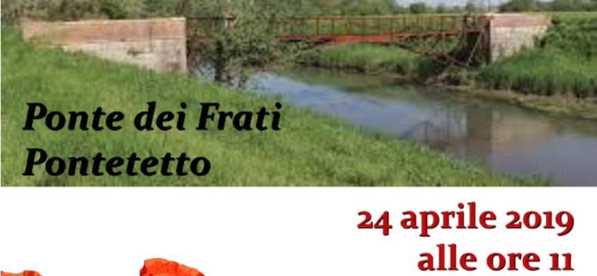 """""""Così salvammo Lucca"""": mercoledì 24, cerimonia pubblica per ricordare i quattro partigiani che salvarono Lucca dai bombardamenti"""
