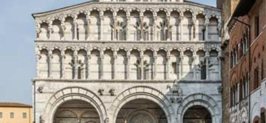 la Cattedrale di San Martino  a Lucca