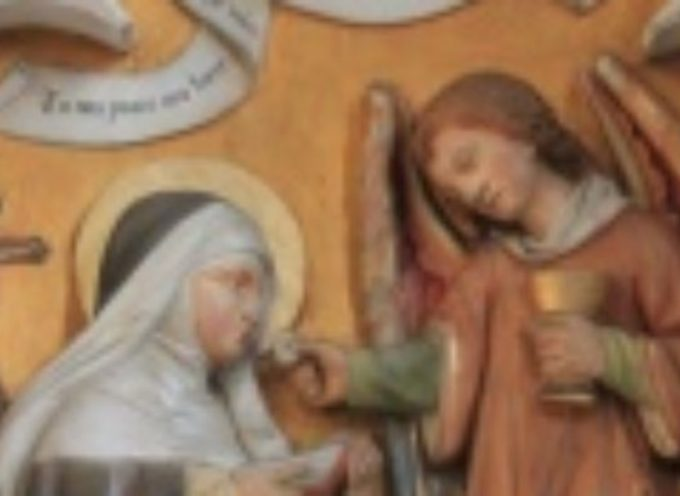 Il Santo del giorno, 20 Aprile: Santa Agnese da Montepulciano