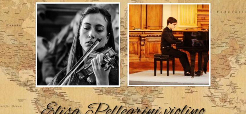 """VILLA BERTELLI – """"Giro del mondo in musica"""""""
