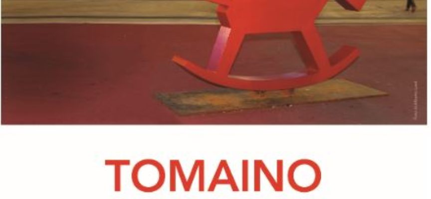 """L'arte eclettica di Giuliano Tomaino a Villa Bertelli con la mostra:  """"Houdini"""""""