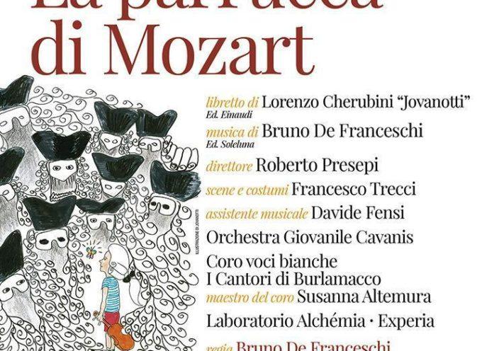 La Parrucca di Mozart by Jovanotti