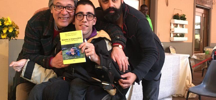 CASTELNUOVO DI GARFAGNANA – PRESENTAZIONE DEL LIBRO E DELLA CANZONE DEL NS COLLABORATORE  DAVIDE CONTRUCCI