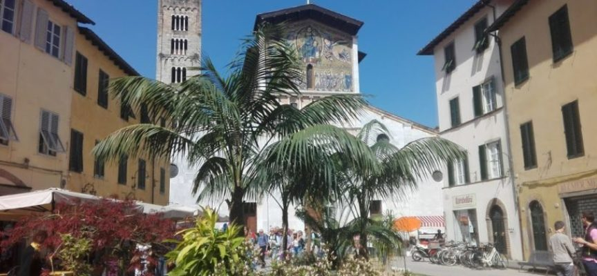 la Fiera di Santa Zita, a Lucca dal 24 al 28 aprile
