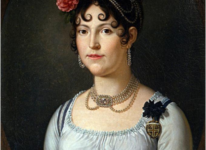 Maria Luisa di Borbone: nel bicentenario dell'arrivo a Lucca