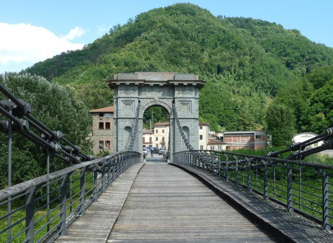Il Ponte delle Catene, un gioiello storico incastonato nella Val di Lima