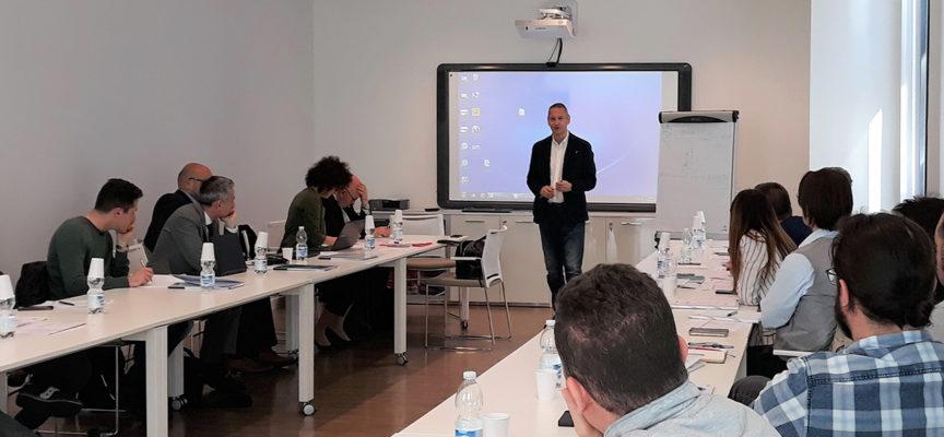 """Alla PCMC aziende di rilievo nazionale per il seminario Adaci. Sergio Casella ha presentato """"Vincere la Paura in azienda"""""""