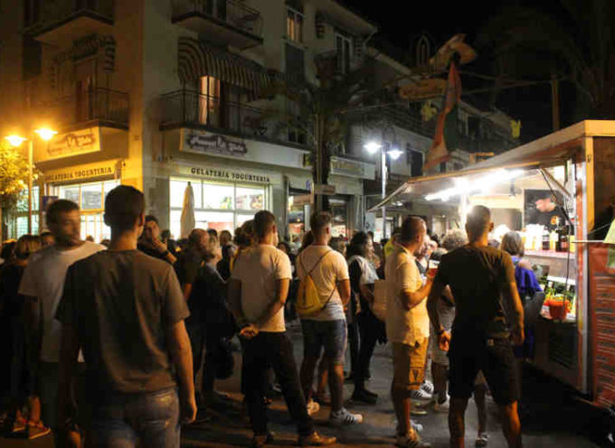 WEEKEND CON LO STREET FOOD A TONFANO, DA HAMBURGER A CUCINA ETNICA