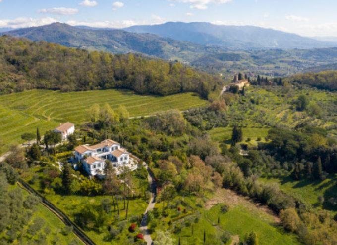 Una villa costruita come un 'museo privato' a Lucca verrà venduta all'asta senza riserva da Concierge Auctions