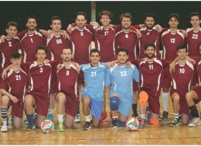 il Volley 2P Pantera/Porcari (LU), vince nettamente contro il Volley San Vincenzo (LI)