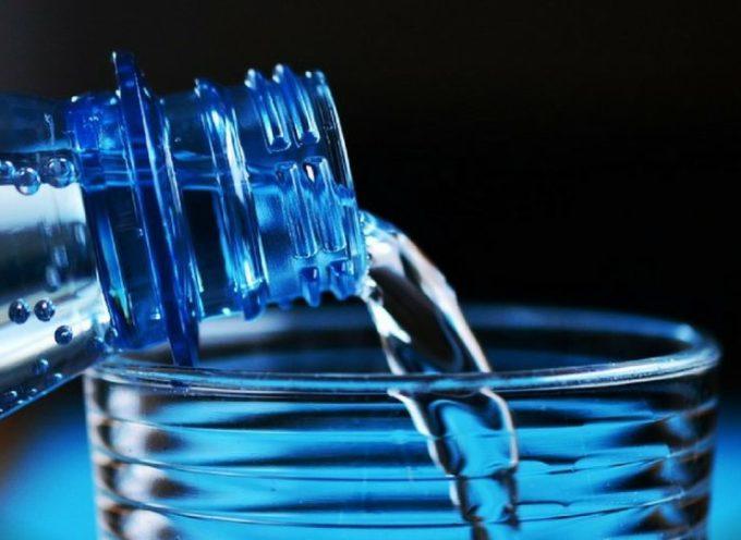 Tutti i valori di arsenico nelle acque minerali