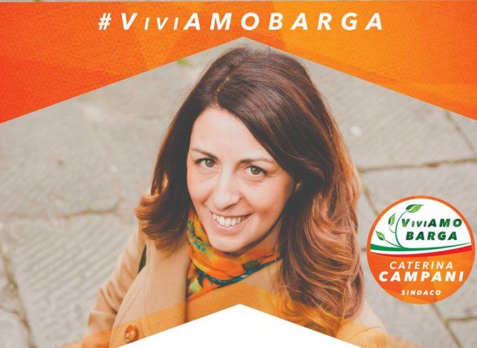 Caterina Campani: tutti i nomi della Lista ViviAmo Barga