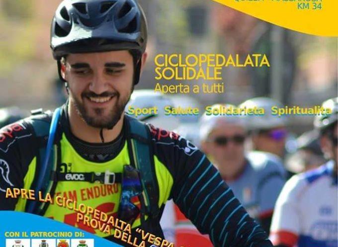 Ancora in viaggio con Marco Talini: 6^ Ciclopedalata solidale, aperta a tutti, domani a Seravezza