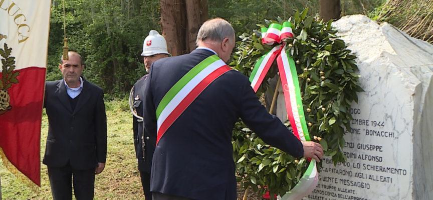 """""""Così salvammo Lucca"""" il ricordo dei 4 partigiani che salvarono la citta' dai bombardamenti"""