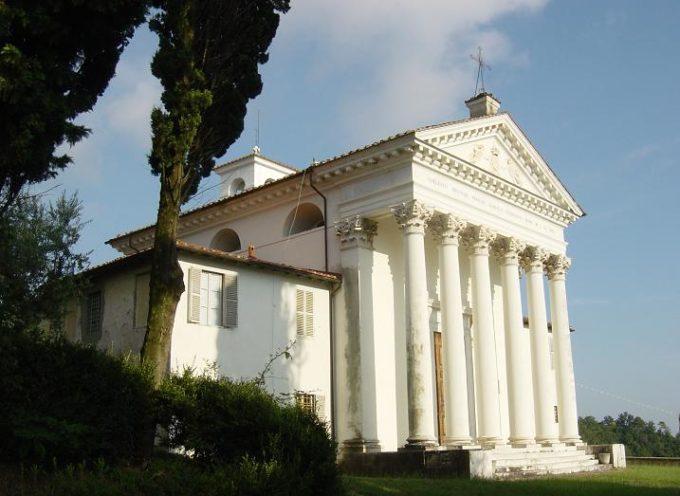 IL Convento dell'Angelo o Monastero dell'Angelo,  A PONTE A MORIANO