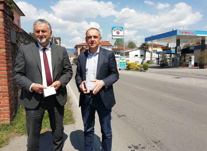 L'amministrazione Menesini ottiene 4,4 milioni di euro per riqualificare da Tassignnao fino a Lunata