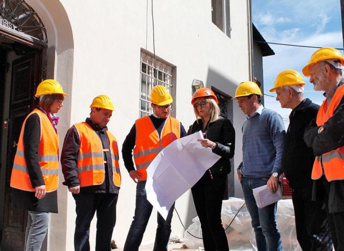 Sei alloggi di housing sociale a Tassignano: