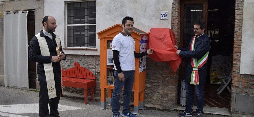 CAPANNORI – Nel borgo di Ruota installato un defibrillatore