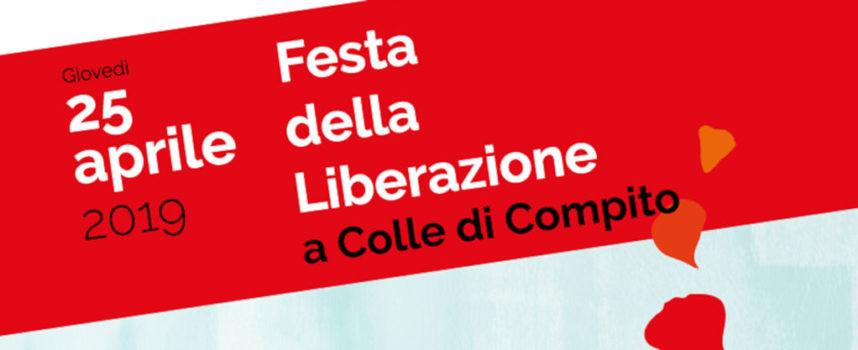 Giovedì 25 aprile a Colle di Compito si celebra la Festa della Liberazione