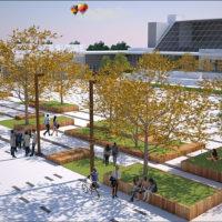 CAPANNORI – Venerdì 26 aprile sarà inaugurata la nuova piazza Aldo Moro di fronte al Municipio