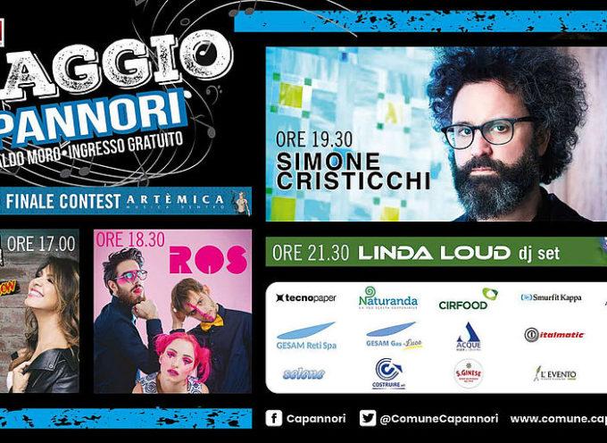 il Concerto  del Primo Maggio 2019 a Capannori