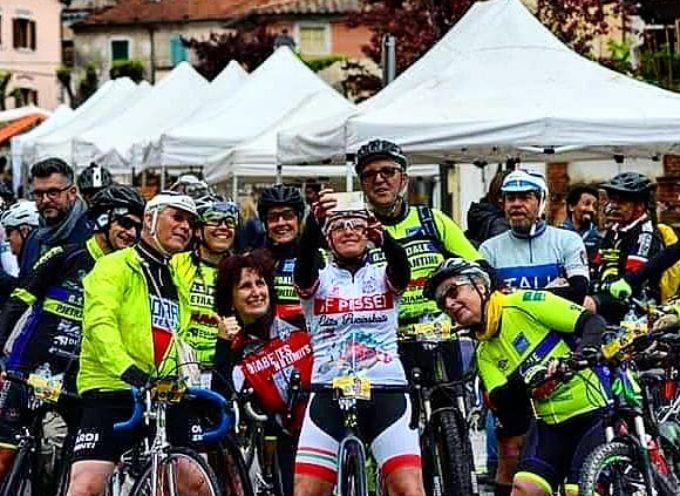 Grande successo, ieri, per la Ciclopedalata in ricordo di Mauro Talini!
