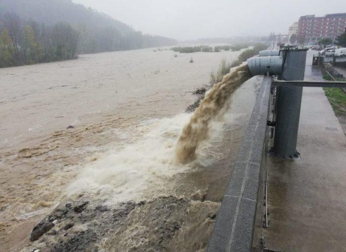 Forte maltempo colpisce la Lunigiana: interviene il Consorzio di Bonifica sui corsi d'acqua