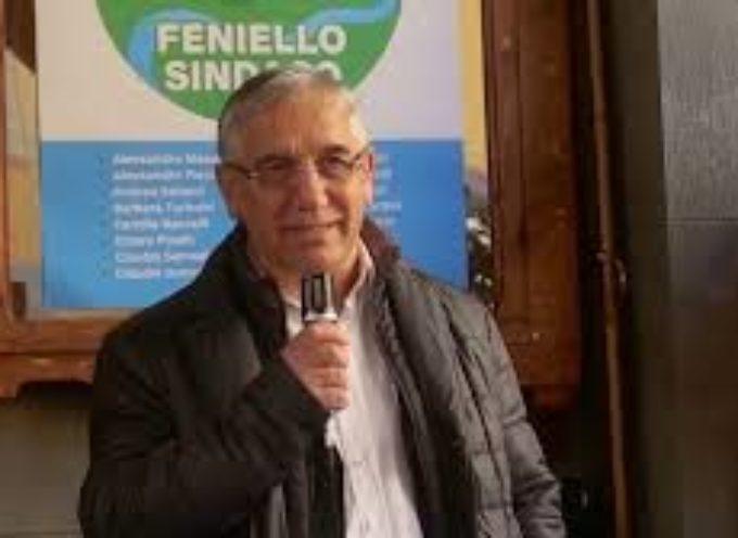Barga, scende in campo Francesco Feniello; dall'Arma alla candidatura a sindaco