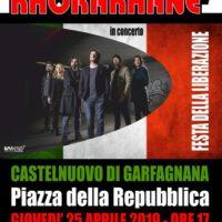Khorakhanè in concerto Piazzale della Repubblica – Castelnuovo di Garfagnana