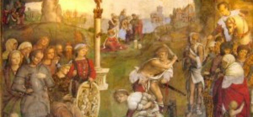 Il Santo del giorno, 14 Aprile: San Massimo, Cecilia e Valeriano