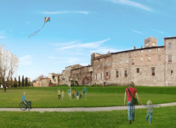 ALTOPASCIO – Al via i lavori di ristrutturazione delle mura castellane