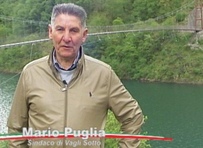 MARIO PUGLIA – Stamani i tecnici dell'Unione europea e di altri enti, hanno svolto un sopralluogo presso il laghetto artificiale della valle di Arnetola.