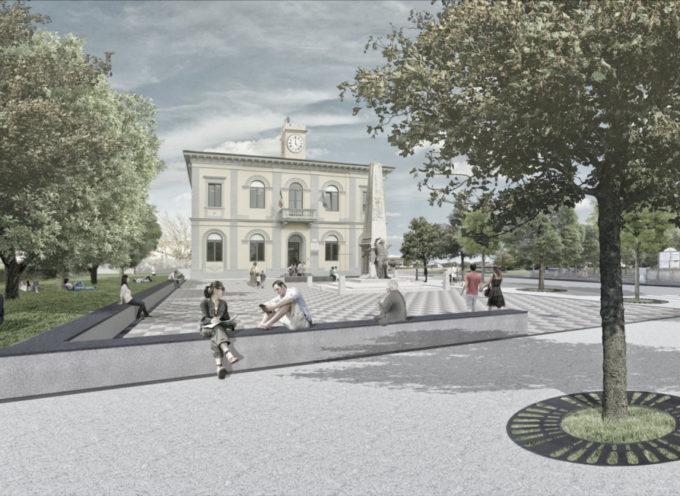 Presentato il progetto della nuova piazza di Spianate