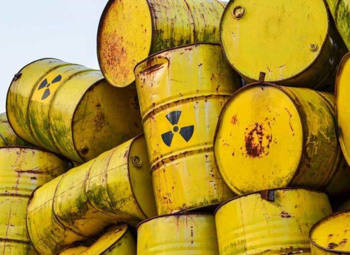 Rifiuti radioattivi, siamo seduti su una bomba
