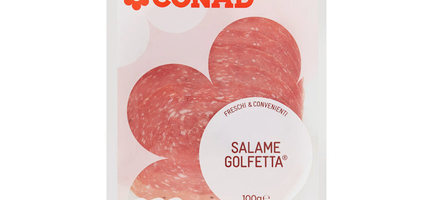 Ritirato salame Golfetta Conad per rischio salmonella