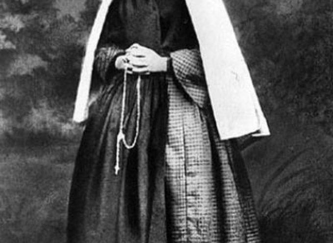 Il Santo del giorno, 16 Aprile: S. Bernadette Soubirous di Lourdes