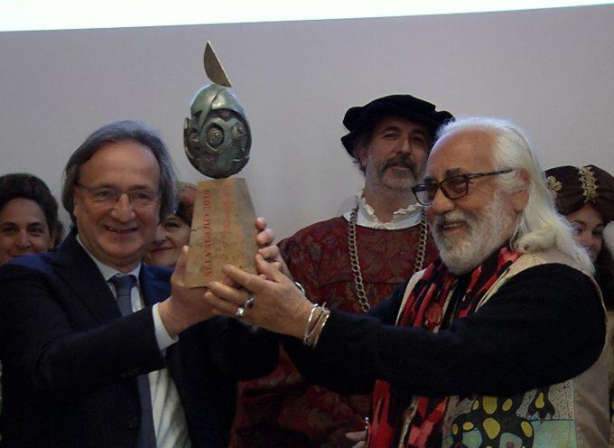 Castelnuovo garfagnana: Premio Selvaggio 2019 a Tiziano Lera