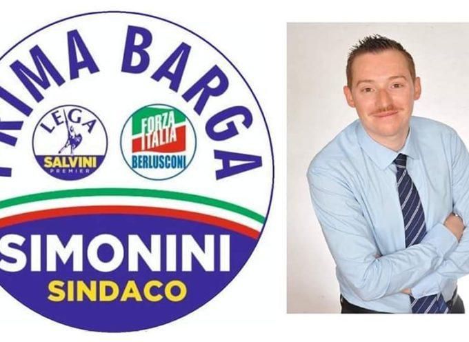 Barga – Simone Simonini: tutti i nomi della Lista