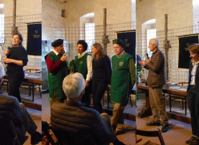 Accademia della zuppa lucchese di magro consegnate le omologhe della zuppa a Molin della Vole e La Torre