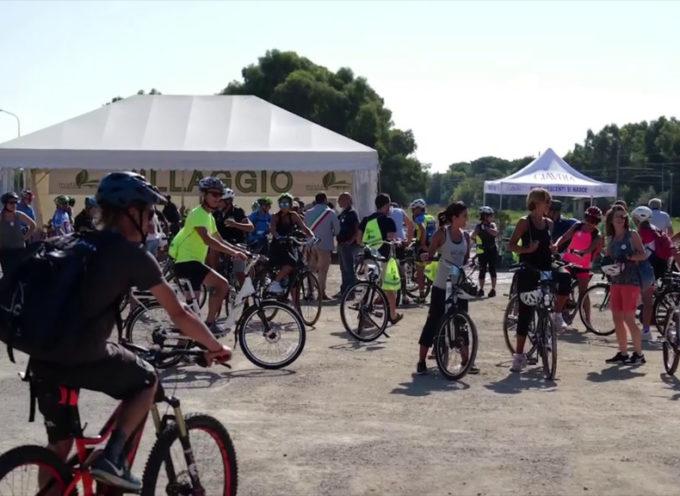 In Versilia il maxi-raduno delle bici elettriche