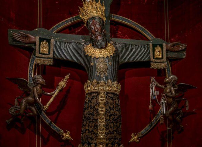 IL VOLTO SANTO – E' la più antica scultura lignea dell'Occidente